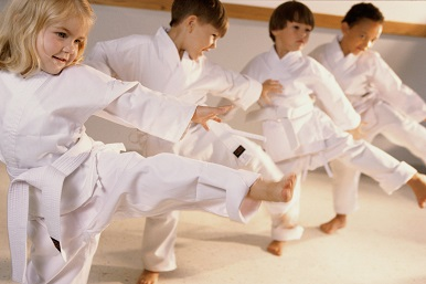 Children - Martial Art and Fitness