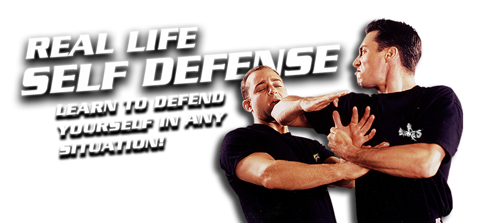 Self Defense banner